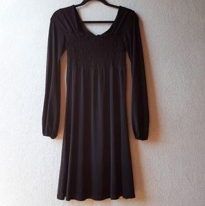 Michele Boubot Black Dress